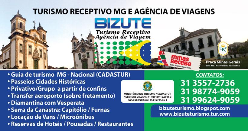 Bizute Turismo - Ouro Preto Minas