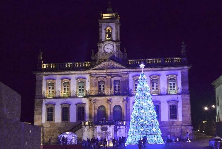 Natal em Ouro Preto -Dicas Brasil