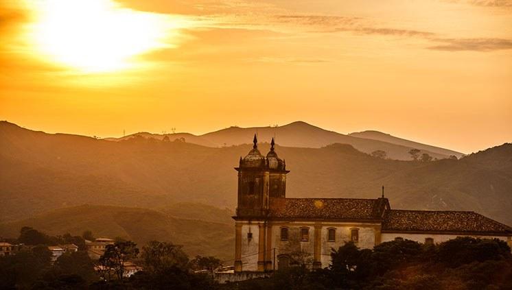 Ouro Preto no Turismo